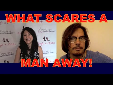 dating a scared man