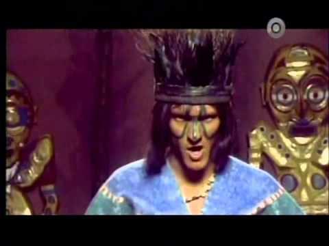Pachacuti-Historias Horribles (español latino)