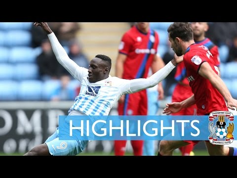 Highlights | Coventry 2-0 Rochdale
