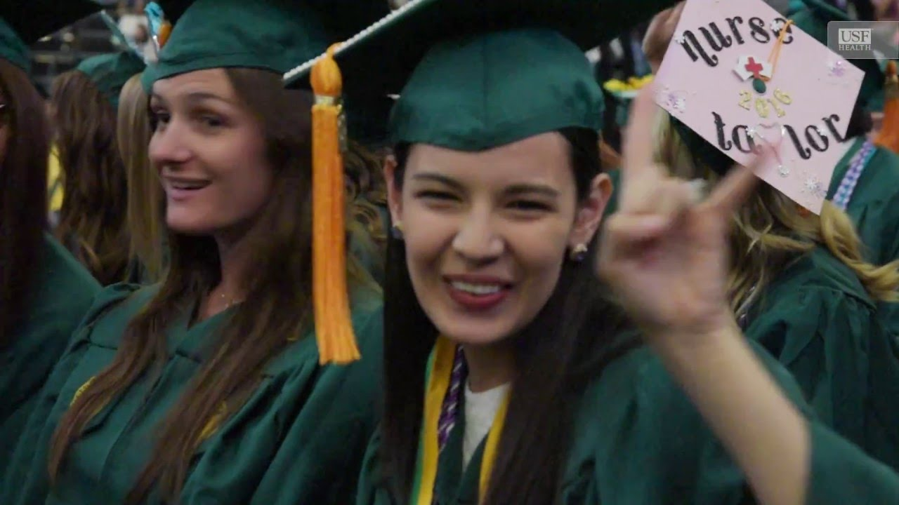 USF Health Class of 2016 Spring Commencement - YouTube