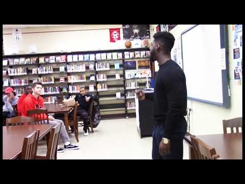 """JD Speaks @ Loch Raven High School: """"Create the Vision, Fulfill the Mission"""" - Full Speech"""