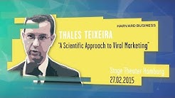 Prof. Thales Teixeira, Harvard Business School - Online Marketing Rockstars Keynote   OMR15