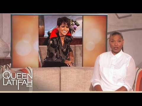 Vampire Celebrities in Hollywood on The Queen Latifah Show!