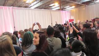 Vloggerfair 2013 featuring Joey Graceffa iJustine ItsJudyTime & more! Thumbnail