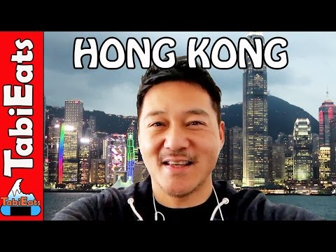 My Hong Kong Experience (Travel Vlog)