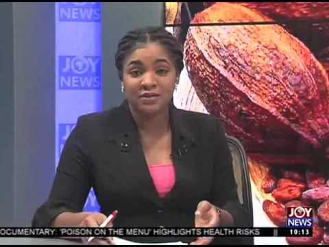 Cocoa Fertilizer  - News Desk on Joy News (16-5-17)