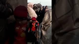 К митингующим в Карабудахкентском районе вышел глава села Губден