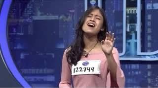 Suara merdu kontestan yang satu ini bikin judika tersihir @indonesianidol