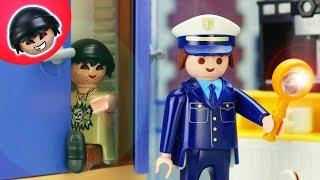 Karlchens Verstecken Challenge - Playmobil Polizei Film - KARLCHEN KNACK #226