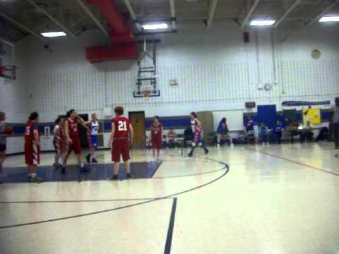 Lake West Christian Academy vs. St. Louis Patriettes 1-28-02