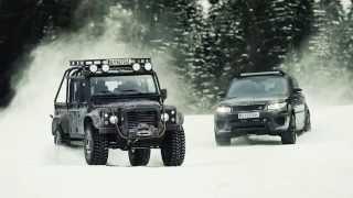 Jaguar Land Rover at Frankfurt Motor Show 2015 | AutoMotoTV
