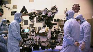 Curiosity: Mars Science Laboratory rover (part one) - HD