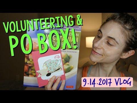 Vlog: VOLUNTEERING FIRE DEPARTMENT, RANDALLS, PO BOX!