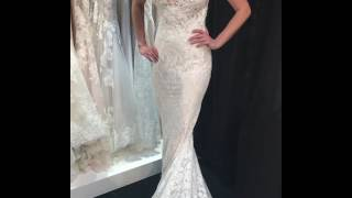 2018 Enzoani Collection at Interbride - Masha Gown