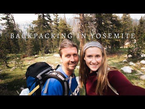 Summer 2017 // Backpacking in Yosemite