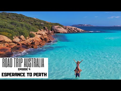 ROADTRIP AUSTRALIA EP.4 | ESPERANCE TO PERTH - WA | LUCKY BAY | OFF-ROAD SUSPENSION |