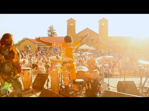 Paa Kow Band - Uncle Leo (Live at City Park Jazz)