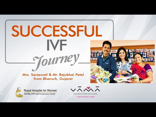 IVF success story of a childless couples 32 years long fight against infertility