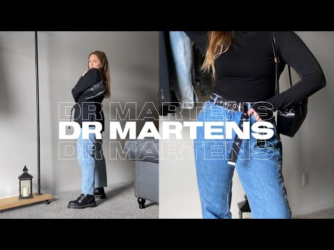 HOW TO STYLE: DR MARTENS JADON
