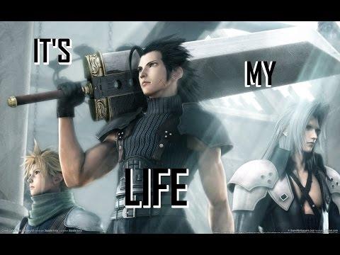 Final Fantasy 7 - It's my Life AMV ( Anime Music Video )