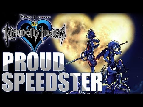 Kingdom Hearts: Final Mix - Speedster/Proud Difficulty - End of the World