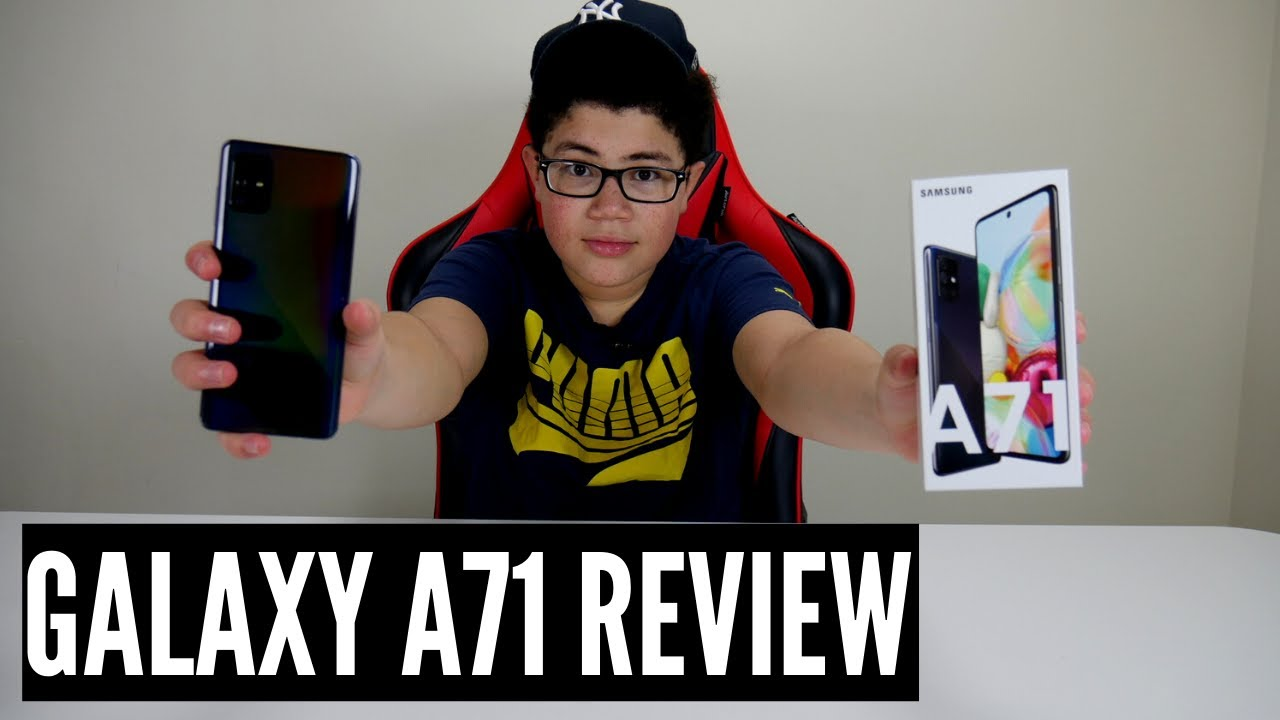 Samsung Galaxy A71 Review Is it worth it