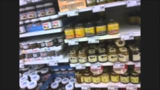 Италия.Один из походов за едой в гипермаркет.