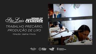 """[Semana do Audiovisual Cearense] """"Trabalho Precário, Produção de Luxo"""" - Idalina Vinuto"""