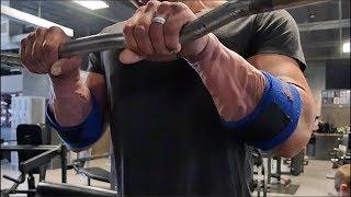 Blacksmith Forearms: Workout 3