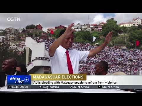 MADAGASCAR: AU supports court ruling declaring Rajoelina President