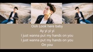 DEAN -PUT MY HANDS ON YOU(LIVE  BAND VERSION) LYRICS