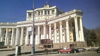 . Москва. Цветной бульвар-Останкино - Поездка на троллейбусе(, 2014-04-19T17:46:34.000Z)
