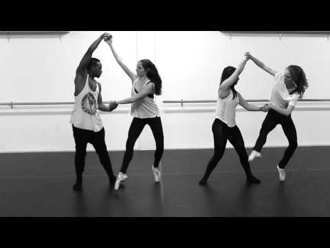 Christopher Nolen Choreography Studio Work