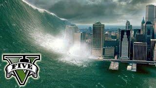 GTA V Movie - The End Of Los Santos Part 2