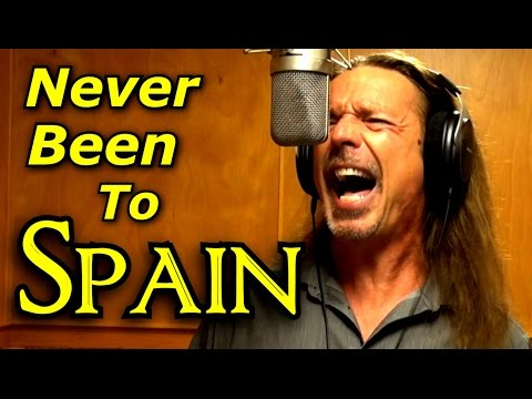 Ken Tamplin - How To Sing Never Been To Spain - Three Dog Night