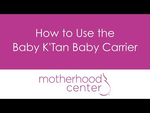 Why The Baby Ktan Is Our Favorite Baby Carrier Motherhood Center