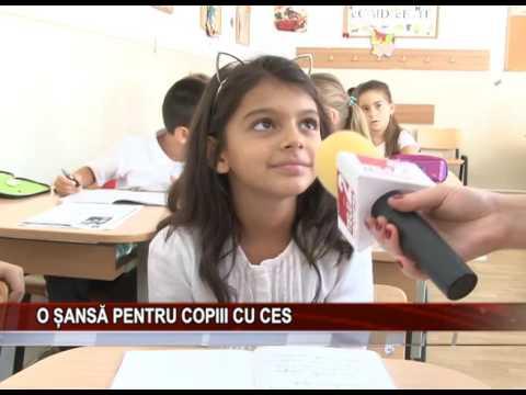 O sansa pentru copiii cu CES