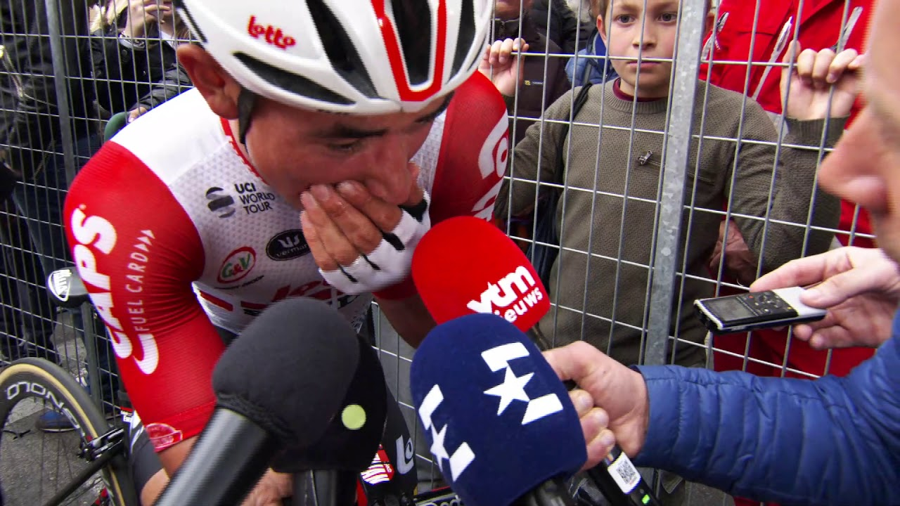 Caleb Ewan - Post-race interview ...