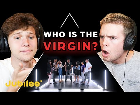 Can We Spot Who The VIRGIN Is?