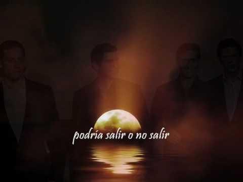 Il Divo - La Luna. (sub español)