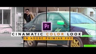How to Create Cinamatic Look in Adobe Premiere Pro