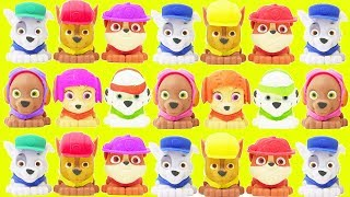 Paw Patrol Mashems Mixing Outfits
