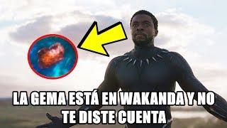 La gema del alma siempre estuvo en Wakanda y no la viste