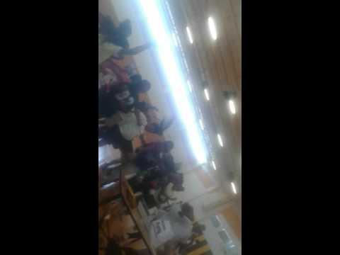 My school bear time at sylvan hills middle school