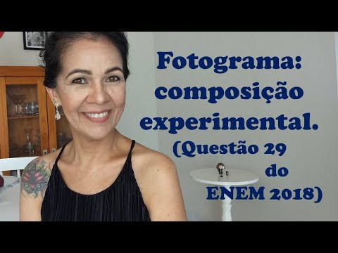 Fotograma: Composição Experimental
