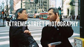 EXTREME Street Photography || LEICA M2 (Photo Vlog)