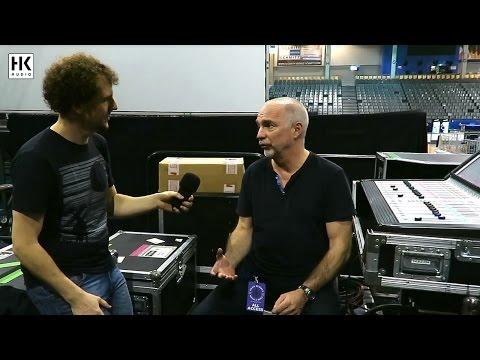 Deep Purple Monitor Engineer Rob Hodgkinson | The HK Audio interview