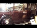 restored daimler limo