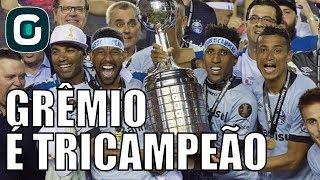 Programa Completo (30/11/17) - Grêmio tricampeão da Libertadores