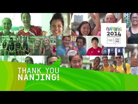 Thank you Nanjing!